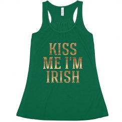 St. Patrick's Kiss Me I'm Irish