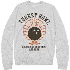 Turkey Bowl Bowling Event