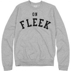 On Fleek University