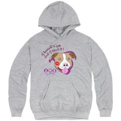 I Kissed A Pit Hoodie