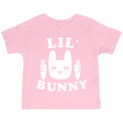 Lil' Bunny Easter Toddler Tee