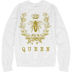 Her Majesty Queen Bee