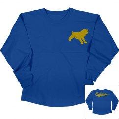 Garfield heights bulldogs long sleeve shirt.