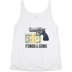 funds guns
