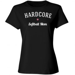 Hardcore softball mom
