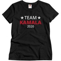 Team Kamala 2020 Tee