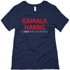 Harris Is Not For The People