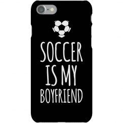 My Boyfriend Soccer Case