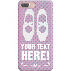 Custom Ballet Dance Phone Case