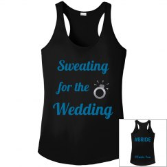 Sweating for the Wedding 3