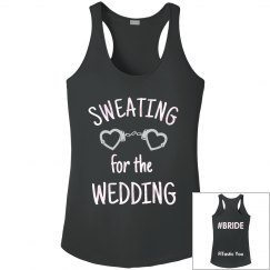 Sweating for the Wedding 4