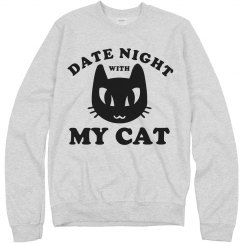 Date Night With My Cat