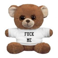 Fuck me bear