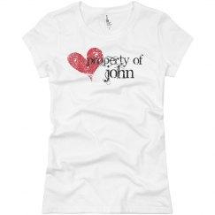 Property Of John
