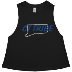 CT Tribe  State Cropped Tank