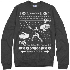 Prepare To Die Sweater