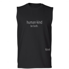 Human·Kind unisex/mens muscle tee