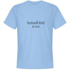 Human·Kind unisex/mens tee