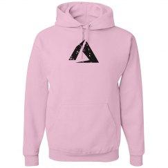 Azure Logo Hoodie Pink