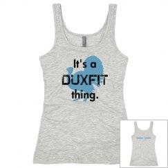 DuxFit Thing Turkey Tank