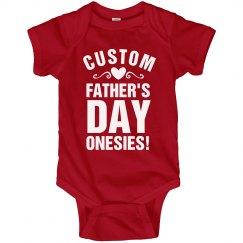Custom Bodysuit For Dad