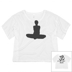 MGF Flowy Yoga Tee