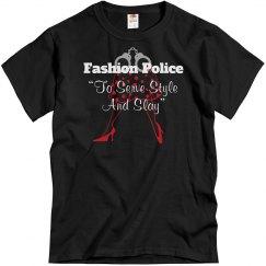 Fashion Police Tee