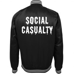 Social Casualty Melting Text