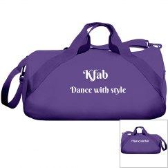 Kfab Swag bag