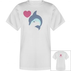 Youth Dolphin T-shirt