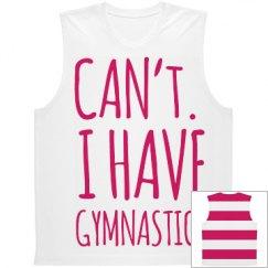 Girls Gymnastics Vest