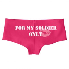 For My Soldier Only