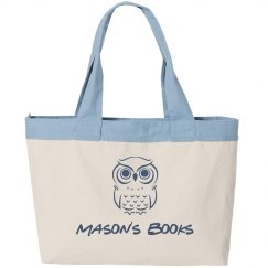 Boy's Owl Library Book Bag