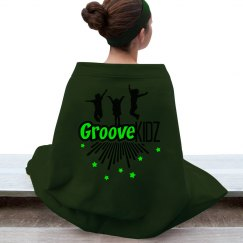 Groove Kidz Soft Fleece Blanket