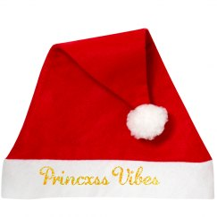 Princxss Santa Hat