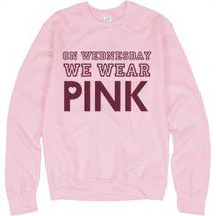 We Wear Pink