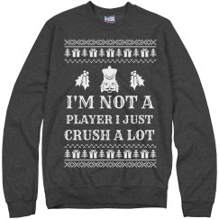 I Just Crush A Lot Nutcracker