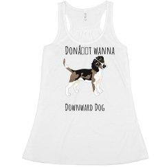 Don't wanna Downward dog