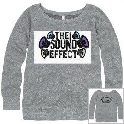 TSE Rounded Sweatshirt- Grey