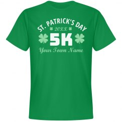 Cusotm St. Patrick's Day 5K