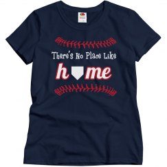 No Place Like Home Ladies