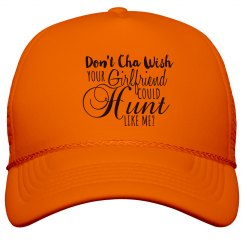 Hunt Like Me? Hat