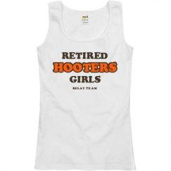 Ladies Semi-Fitted Tank