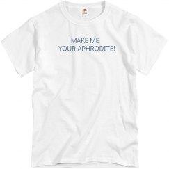 Aphrodite White T-Shirt