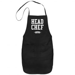 Head Chef-apron