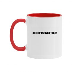 In it together mug
