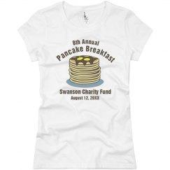 Charity Pancake Breakfast