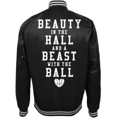 Beauty and the Beast Basketball