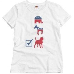 Vote pup 2016