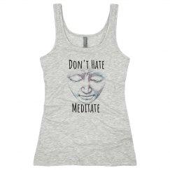 Meditate Tank